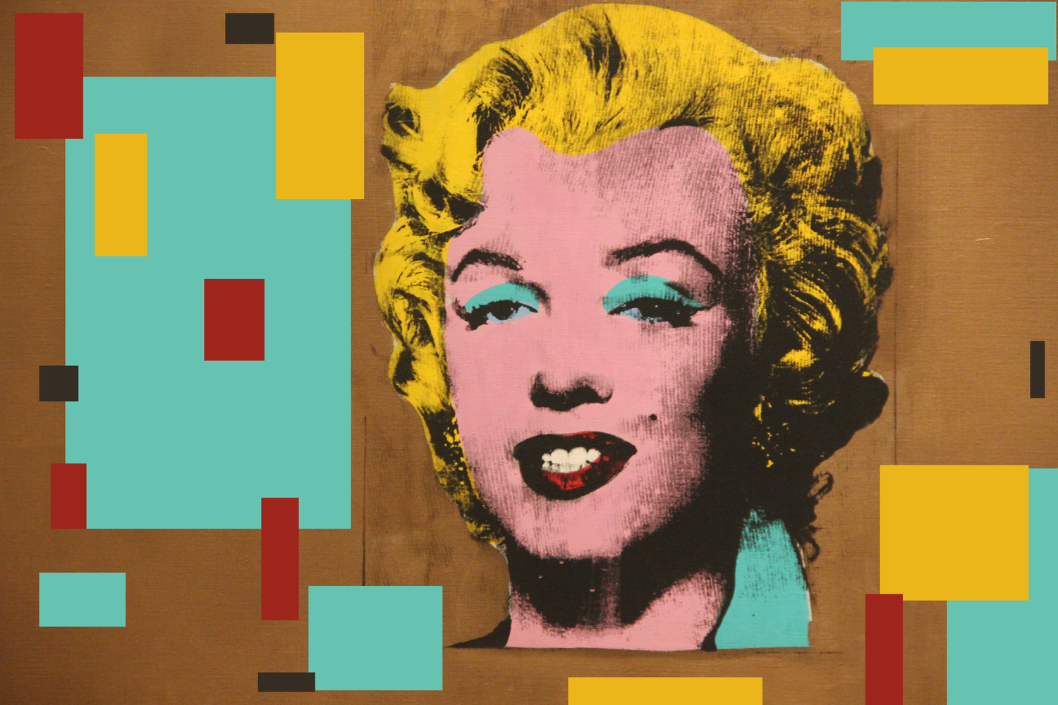 Andy warhol bodley gallery 5 Fabulous Fall Color Palettes! The Perfect Palette